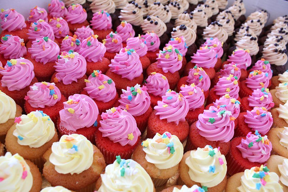 12/07 - Boutique de Cupcake ( 8 hs )