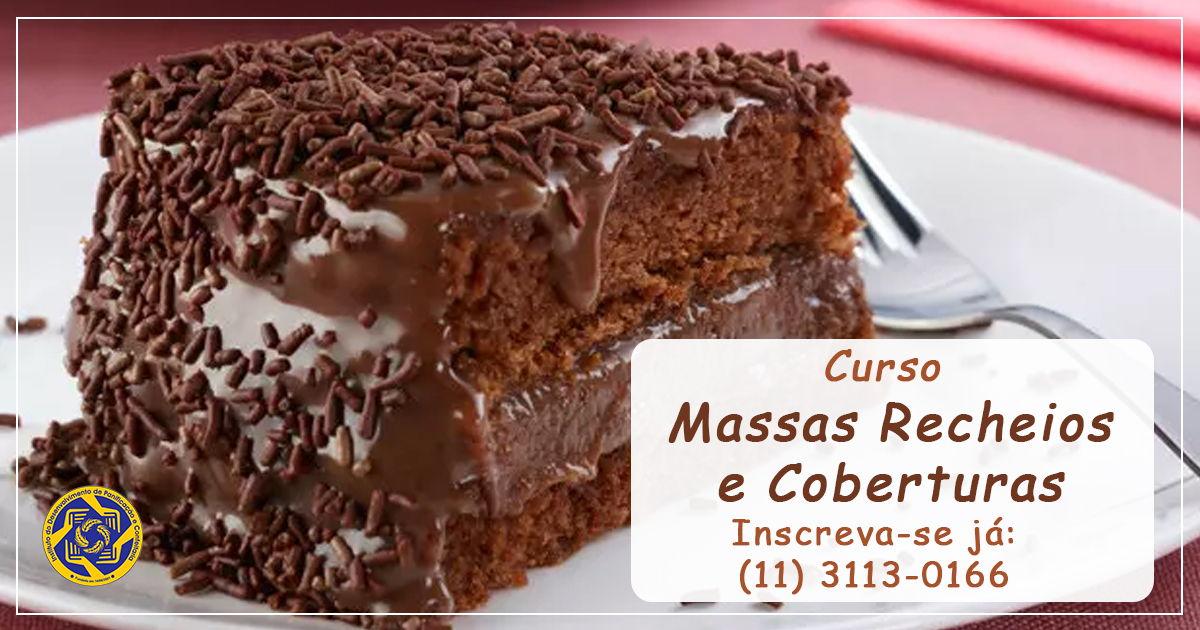 12/08 - MASSAS RECHEIOS E COBERTURAS (9hs)